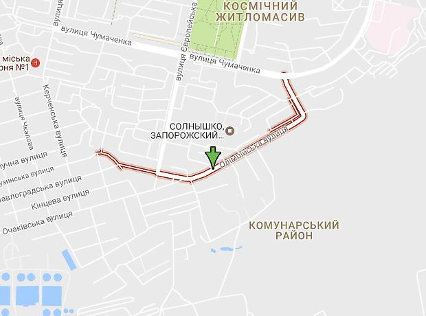 Олімпійська вулиця