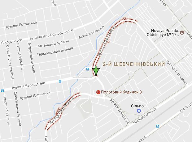Пархоменко улица