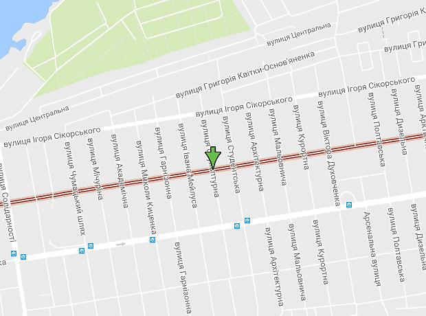 Тимирязева улица