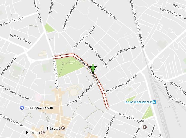 Василиянок улица