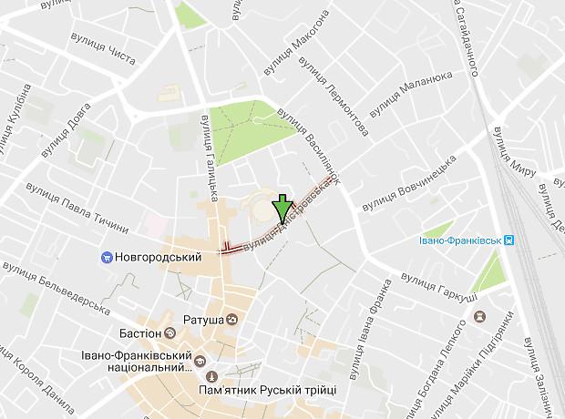 Днестровская улица
