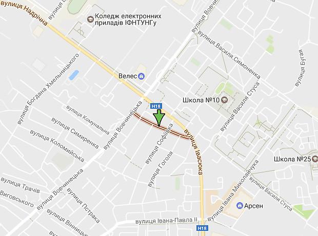 Любачивского улица
