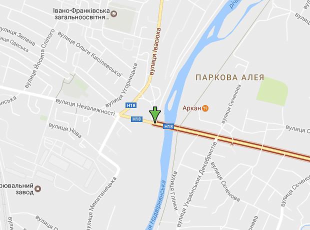 Тисменицкая улица