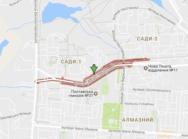 Героев Сталинграда улица
