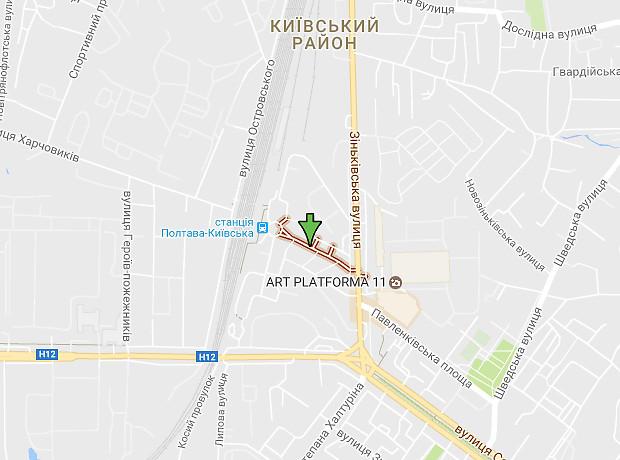 Кондратенко Степана улица