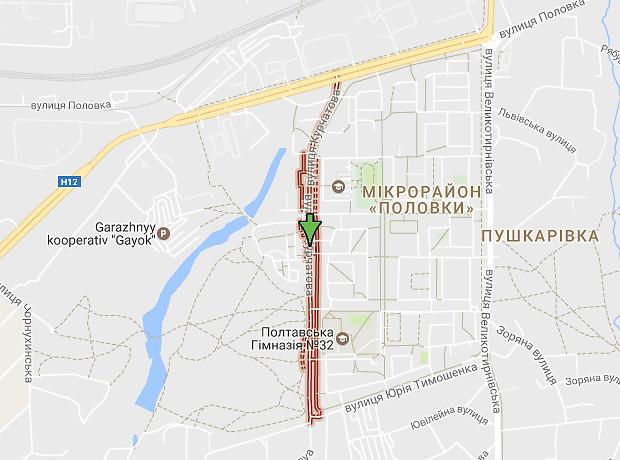 Курчатова улица
