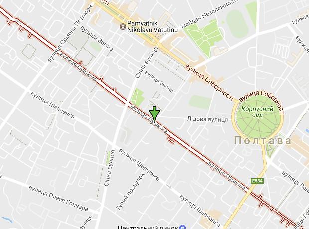Пушкина улица