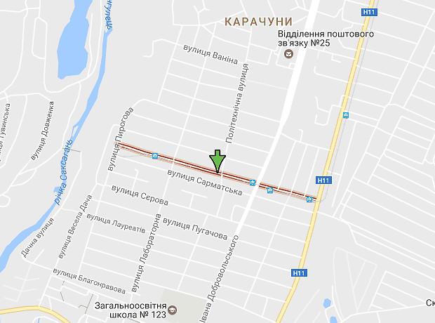 Буковинская улица