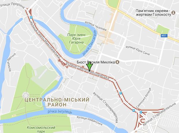 Леніна вулиця