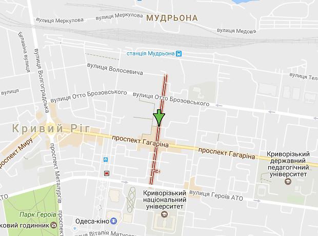 Рокоссовского улица