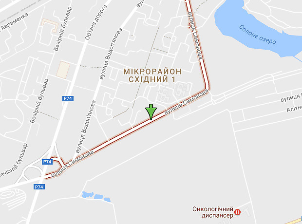 Симонова улица