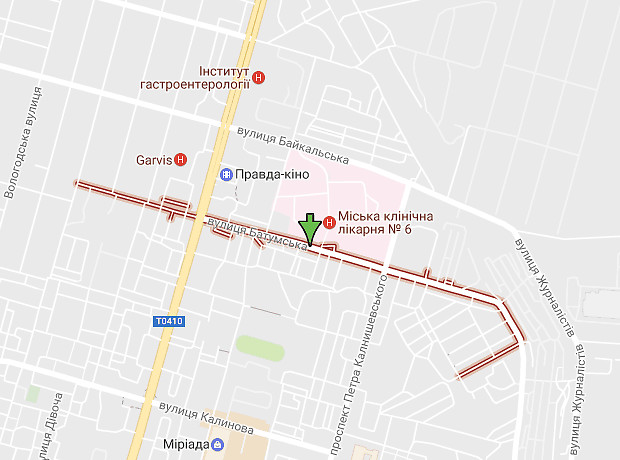 Батумская улица