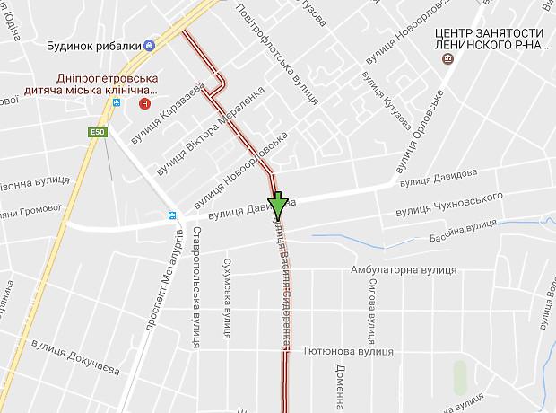 Вахрушева вулиця