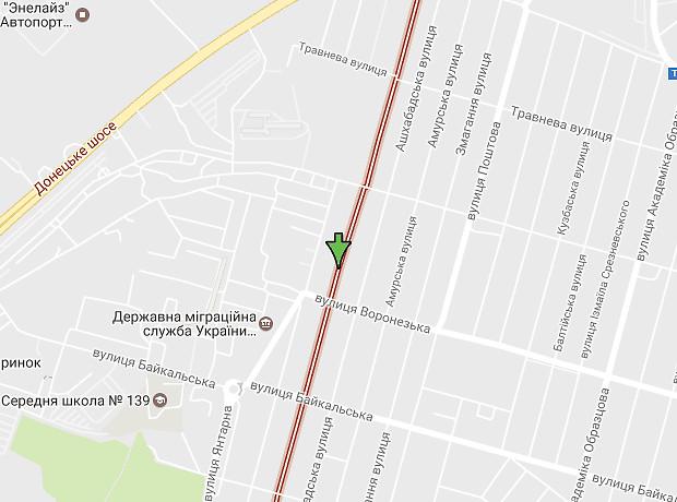Верещагина улица