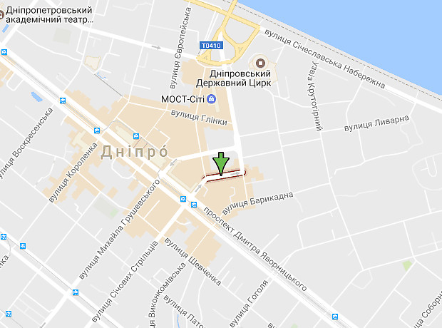 Гопнер улица