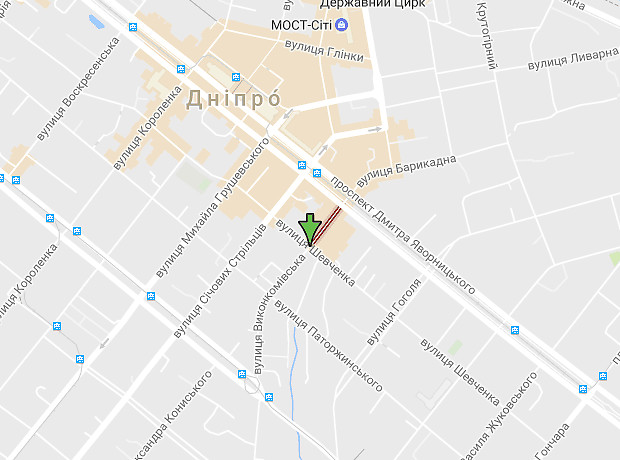 Екатеринославский бульвар