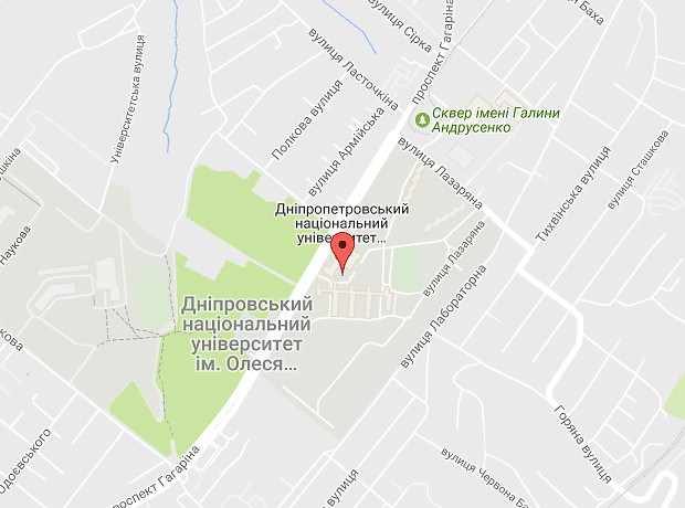 Лазаряна Академика улица