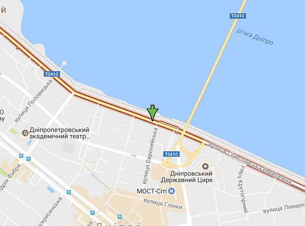 Набережная Ленина улица