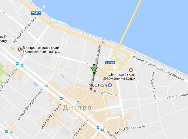 Миронова вулиця
