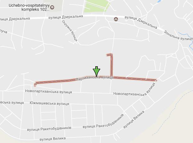 Партизанская улица