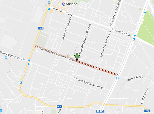 Фабрично-Заводская улица