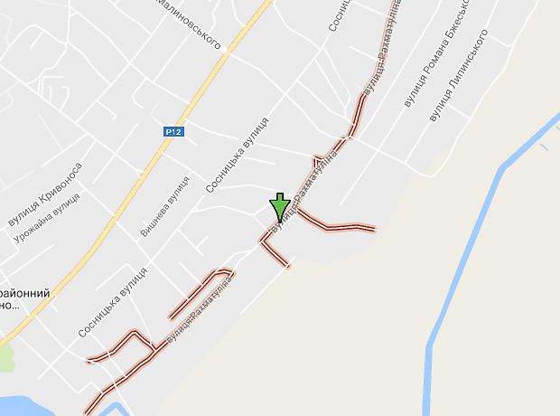 Рахматулина улица