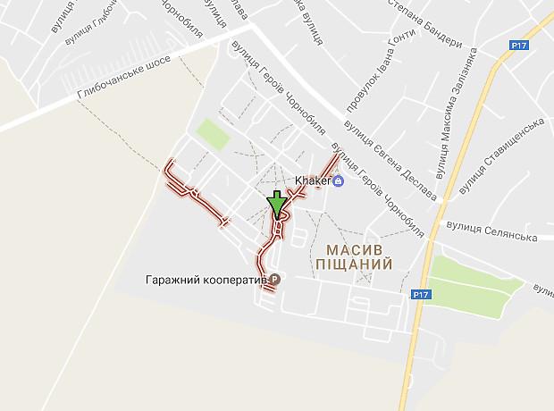 Академика Крымского улица