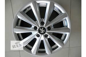 Новые Диски Peugeot 407