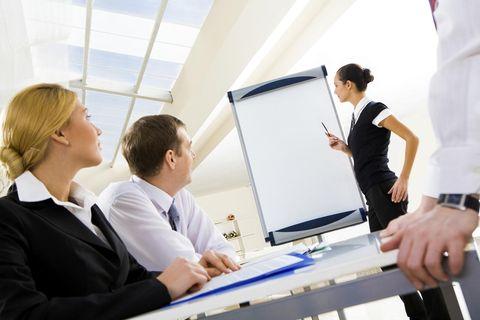 Объявления курсов и тренингов в интернете