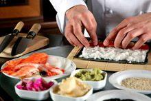 Продукты для суши и роллов