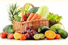 Овочі, фрукти, ягоди та гриби