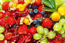 Фрукти та ягоди