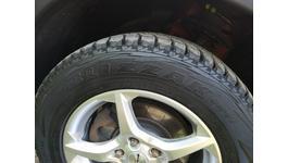 Фото 4 зимние шины Bridgestone Blizzak DM-V1 265/65R17 112R
