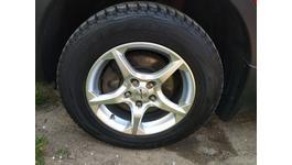 Фото 3 зимние шины Bridgestone Blizzak DM-V1 265/65R17 112R