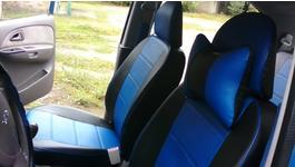 Фото 12 Чехлы на сиденья Союз-Авто Pilot (Экокожа)