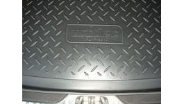 Фото 1 Коврики в багажник Nor-Plast Polyurethane