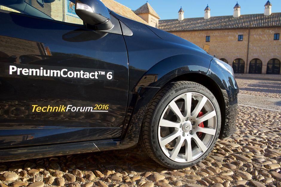 Continental PremiumContact 6 уже в продаже!