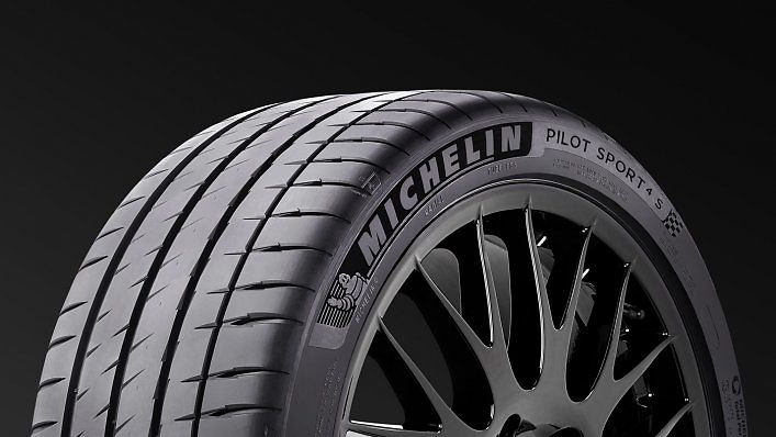 Michelin Pilot Sport PS4 S