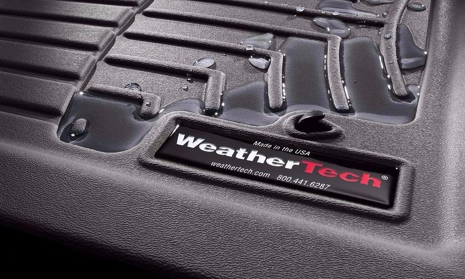 WeatherTech - высокое качество, максимальная защита, оригинальный дизайн