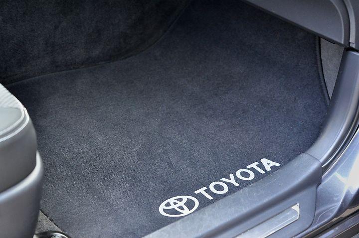 ковры FORTUNA ELEGANT на Toyota