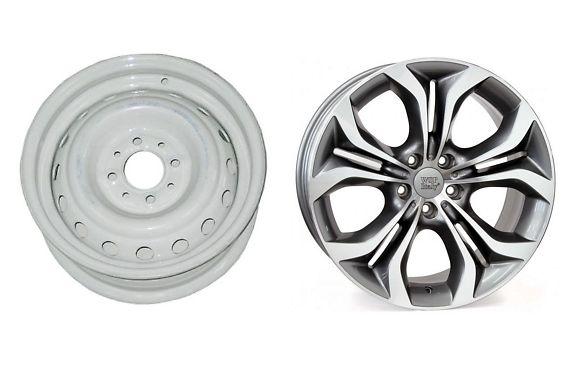 Выбор дисков: легкосплавные или стальные?