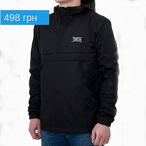 Анорак Чорный