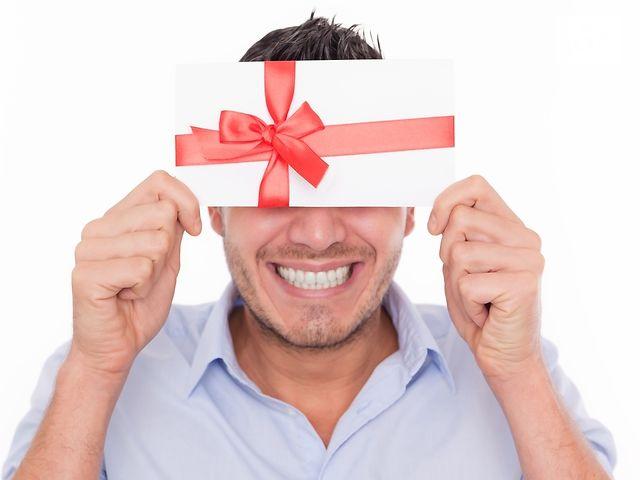 Для активных мужчин подарки