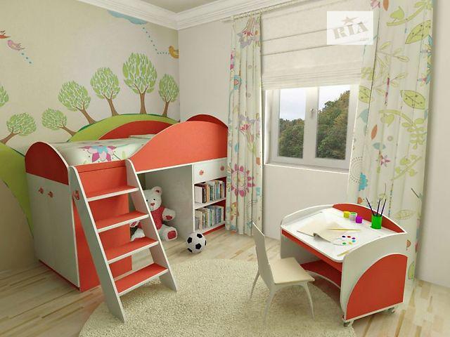 Как выбрать правильно мебель для детской комнаты