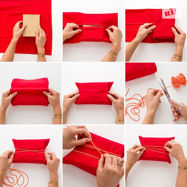 Как красиво упаковать подарок на День святого Валентина