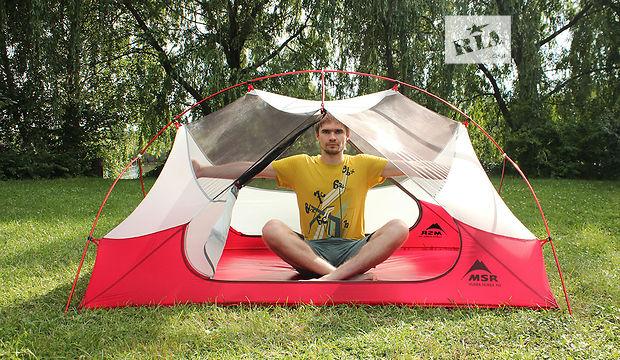 Отдых на природе: выбор палатки