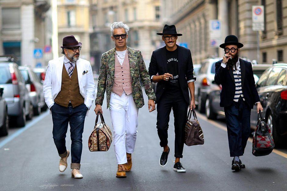 Мужская мода 2017: тенденции, советы, фото