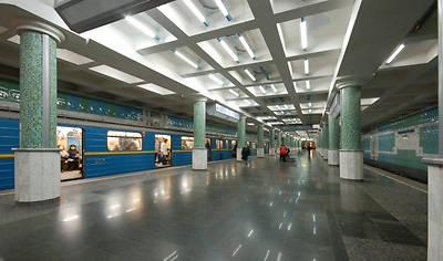 ЕВРО-2012, УЕФА, метро, метро в Харькове