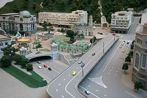 план реконструкции Почтовой площади