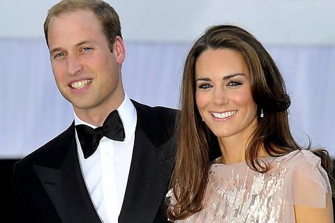 Супермаркет в Уэльсе подарил принцу Уильяму, Кейт и их будущему первенцу «королевское» парковочное место